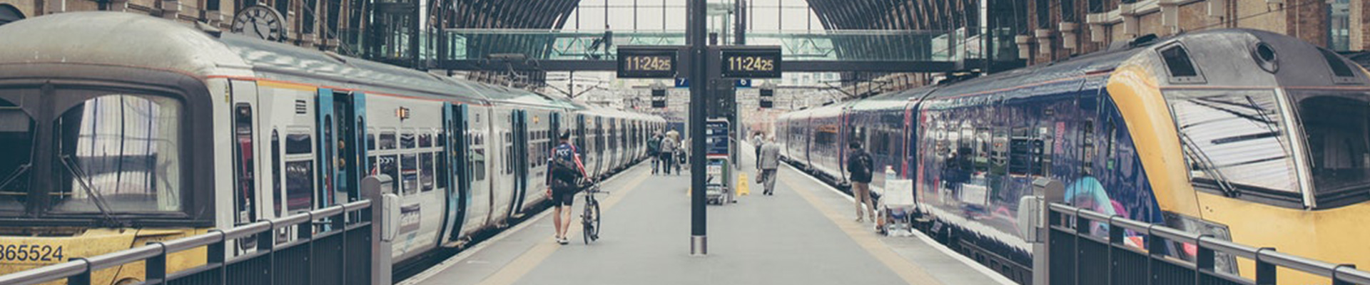 Train Travel - Projects Field Scope International